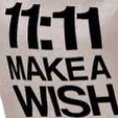 I always make a wish... Do you?
