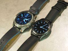 Samsungs big Gear S3 smartwatch arrives November 18