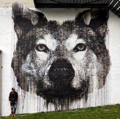 street art Jussi TwoSeven