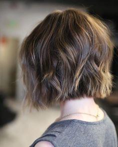 B O B #haircut #softundercut #anhcotran #livedinhair by anhcotran
