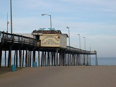 Landmarks in ocean city md on pinterest ocean city for Ocean city md fishing pier
