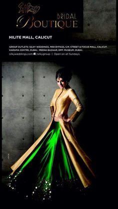 Mehandi function dresses