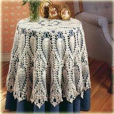 Crochet Patterns Shell Stitch Shawl Sachet Flowers Dining Set & more, $5.00  (http://www.stonehillcreek.com/crochet-patterns-shell-stitch-shawl-sachet-flowers-dining-set-more/)