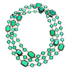 First Dibs Jewelry   Chanel Necklace- Douglas Rosin via 1st Dibs