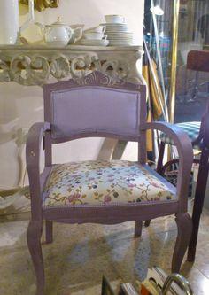 Muebles pintados con Chalk Pain (Annie Sloan)