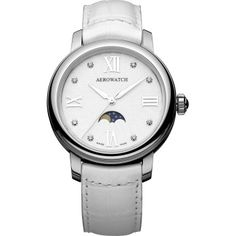 Watches, Leather, Accessories, Fashion, Swiss Watch, Stylish Watches, Sapphire, Crystals, Women