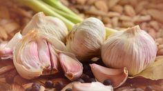 Hábitos saludables: Porque deberíamos comer ajo todos los días - Rosa y Verde