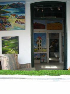 Rossouw Modern Art Gallery  Art Gallery 3 Harbour Road, 7200 Hermanus, Western Cape +27 83 228 8651