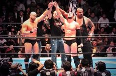 Twitter / Machinegunka: #bulletclub living a life that ...