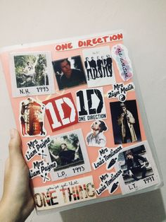 file full of stickers❤️ I love it! I think i should try making some. Malik One Direction, One Direction Drawings, I Love One Direction, Harry Styles Songs, Harry Styles Poster, Bullet Journal Ideas Pages, Bullet Journal Inspiration, Desenhos One Direction, Music Journal