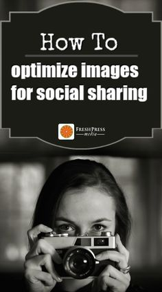 Images communicate much more quickly and intensely than plain text does. Creating images for your site that are optimized for social media sharing is vital. This quick guide will give you several tips to improve your images and get them in shape for your readers to seamlessly share your content! http://freshpress.media/how-to-optimize-your-blog-images-for-social-sharing/