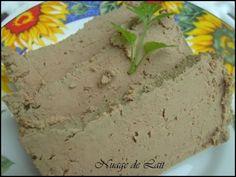 mousse foies de volaille WW 008-1