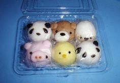 panda manjyu:panda japanese sweet