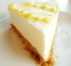 Because of it's deliciously light flavors and the fact that it is no-oven-required, this lemon cheesecake is the perfect summer dessert.