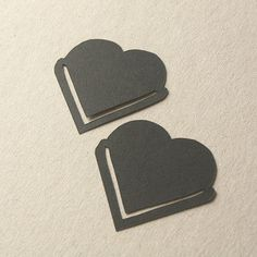 Hand cut Heart bookmark | Flickr - Photo Sharing!