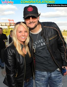 Eric Church and his gorgeous wife Katherine are the proud parents of a second bouncing baby boy. The pair welcomed their new son, Tennessee Hawkins, into the world on Feb. Eric Church Lyrics, Eric Church Chief, Welcome Baby Boys, Country Bands, Take Me To Church, Jake Owen, Country Music Artists, Chris Young, Hollywood Life
