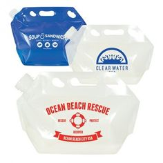 • 2 gallon emergency bag for drinking liquids.<br /> • Includes large opening with screw on cap large enough to add ice if needed.<br /> • Useful for outdoor events.<br /> • BPA Free!