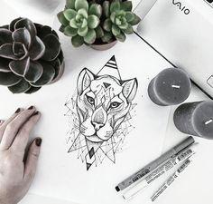 Free tattoo design ➡ Tereza.Emingrova@gmail.com