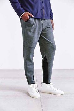 Feathers Bonded Knit Pant - Urban Outfitters
