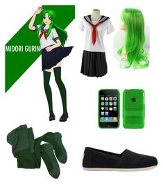 Designer Clothes, Shoes & Bags for Women Cosplay Outfits, Anime Outfits, Cosplay Ideas, Yandere Simulator Characters, Black Butler Cosplay, Female Cosplay, Animes Yandere, Character Outfits, Halloween Ideas