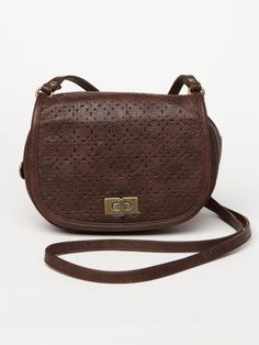 EYES WIDE PURSE in Decadent Chocolate - Roxy $34