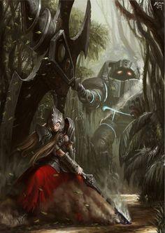 Leona & Nautilus - League of Legends