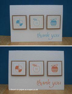 teacher thank you cards using dingbats for stamped images Teacher Thank You Cards, Teacher Appreciation, Homemade Cards, School Stuff, Stamping, Card Ideas, Fonts, Card Making, Cricut