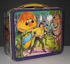 The Holy Grail of lunch boxes... Pufnstuf!
