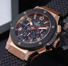 Hubolt. black and rose gold. classy as fuck. Probably going to buy. either this or a Tag.