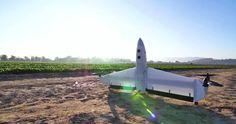 AeroVironment Quantix, un dron híbrido que seguro te gustará - http://www.hwlibre.com/aerovironment-quantix-dron-hibrido-seguro-te-gustara/