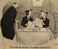 1940s WWII-era comic featuring the WAVES.