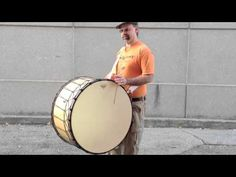 Big Boom! 16x18 Tupan by TreeHouse Custom Drums
