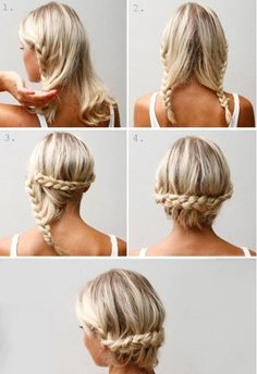 Идеи и уроки причёсок | 1 644 фотографии