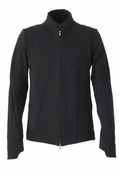 Zip Jacket Cotton Jersey