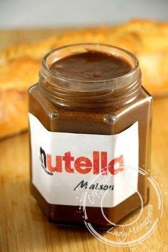 Nutella maison : recette de Christophe Michalak                                                                                                                                                     Plus