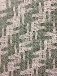 Reflective Double Weave by Lola Wool/Silk blend