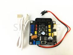 Arduino uno shield for 6 dof robot arm microcontroller with code about This is a development board based on arduino, has already integrated arduino uno, does not need Arm Microcontroller, Development Board, Robot Arm, Arduino, Arms, Coding, Programming, Weapons