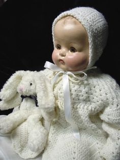 Ideal Baby Beautiful In Pink The Dolls Were Made With