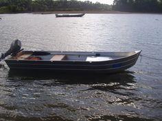 Bote aluminio - Barco de pesca aluminio