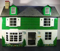 1960's Marx Dollhouse