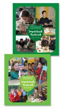 Impulsboek techniek 1 (van 6 tot 9 jaar) & Impulsboek techniek 2 (van 9 tot 12 jaar)