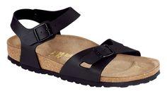 Rio Black Birko-Flor | Rio | Sandals | Women's Shoes | Gress Schuh GmbH