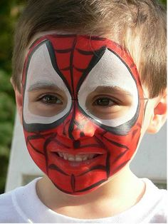 21 Best Face Painting Boy Images Face Painting Designs Face
