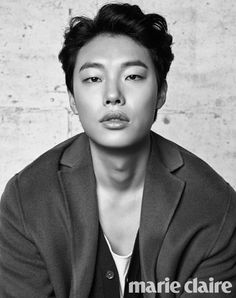 Ryu Jun Yeol Reveals His Real Personality With Marie Claire