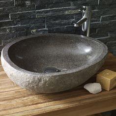 #Tvättställ #Hill Natural Stone #Tibern