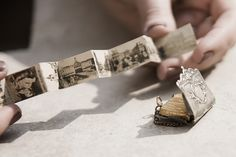 Little Antique Photo Book. Photo by Pauline Darley.