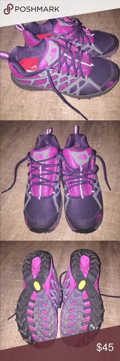 North face shoes Worn only once or twice. Excellent condition! Very comfortable!! North Face Shoes Sneakers