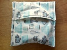 Baked Potato Microwave Bag with Video Tutorial - Patchwork Posse Sewing Lessons, Sewing Hacks, Sewing Crafts, Sewing Tips, Sewing Ideas, Baked Potato Microwave, Pouch Pattern, Sewing Projects For Kids, Quilting Projects