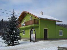 Chata DOLINKA - Spiš - Levočská Dolina http://www.1-2-3-ubytovanie.sk/dolinka