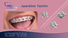 Deseja uma Ortodontia diferente, jovem e moderna? Venha conhecer os nossos APARELHOS FASHION. Ligue 3174-3324 ou 97117-1234 whatsapp e agende a sua consulta.